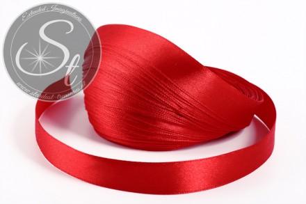 5m red satin ribbon 16mm-31