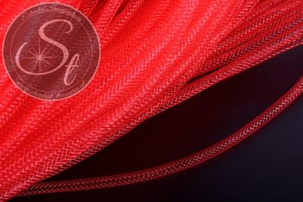 4 meters red net thread cord 4mm-31