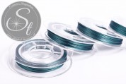 10m turquoise jewelry wire 0.38mm-20