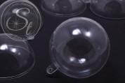 1 pc. big plastic ball ~52mm-20