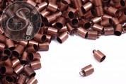 10 pcs. copper-colored end caps ~9.5mm-20