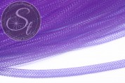 0.5 meters lilac net thread cord 4mm-20