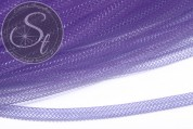 0.5 meters blue lilac net thread cord 4mm-20
