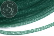0.5 meters dark-green net thread cord 4mm-20