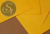 "1 pc. Paper-Sheet ""Deep Yellow"" ~10.5cm x 7cm-20"