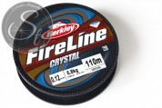 110m coil Fireline Crystal 0.12mm-20