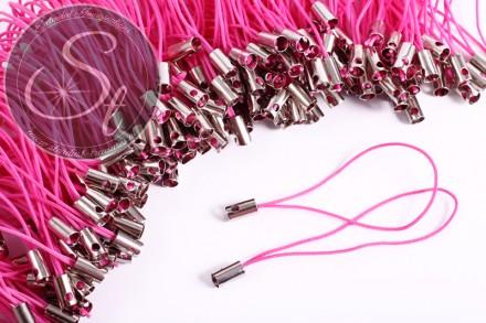 15 Stk. pinke Handybänder ~ 5cm-31