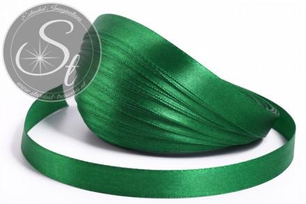 5m grünes Satinband 12mm-31