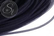 0,5 Meter schwarzer Netzschlauch 4mm-20