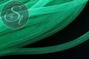 0,5 Meter gelbgrüner Netzschlauch 8mm-20