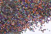 20g Glas Seed Perlen Mix ~3mm x 1,5mm-20