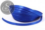 5m dunkelblaues Satinband 6mm-20