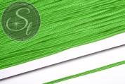 1m gelbgrünes Soutache-Band grob 3mm-20
