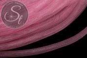 0,5 Meter roséfarbener Netzschlauch 8mm-20