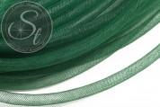 0,5 Meter dunkelgrüner Netzschlauch 8mm-20