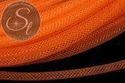 0,5 Meter oranger Netzschlauch 4mm-20