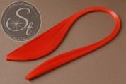 """50 Stk. Quilling Papier-Streifen """"Orange"""" ~3mm-20"""