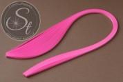 """50 Stk. Quilling Papier-Streifen """"Pink"""" ~3mm-20"""