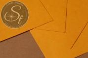 "1 Stk. Papier-Bogen ""Golden"" ~10,5cm x 7cm-20"