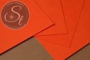 """1 Stk. Papier-Bogen """"Orange"""" ~10,5cm x 7cm-20"""