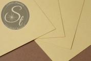 """1 Stk. Papier-Bogen """"Pale Peach"""" ~10,5cm x 7cm-20"""