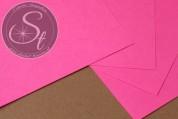 "1 Stk. Papier-Bogen ""Fuchsia"" ~10,5cm x 7cm-20"