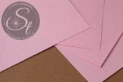 """1 Stk. Papier-Bogen """"Pale Pink"""" ~10,5cm x 7cm-20"""