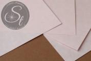 """1 Stk. Papier-Bogen """"Light Pink"""" ~10,5cm x 7cm-20"""