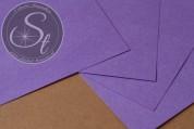 "1 Stk. Papier-Bogen ""Purple"" ~10,5cm x 7cm-20"