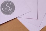 """1 Stk. Papier-Bogen """"Lilac"""" ~10,5cm x 7cm-20"""