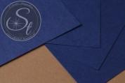 """1 Stk. Papier-Bogen """"Royal Blue"""" ~10,5cm x 7cm-20"""