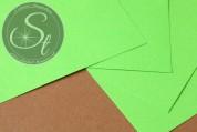 "1 Stk. Papier-Bogen ""Lime Green"" ~10,5cm x 7cm-20"
