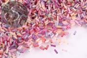 20g zylindrische Glas Seed Perlen Mix ~5mm-20