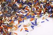 20g zylindrische Glas Seed Perlen Mix ~6mm-20